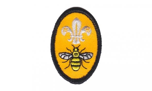 Manchester Bee Badge
