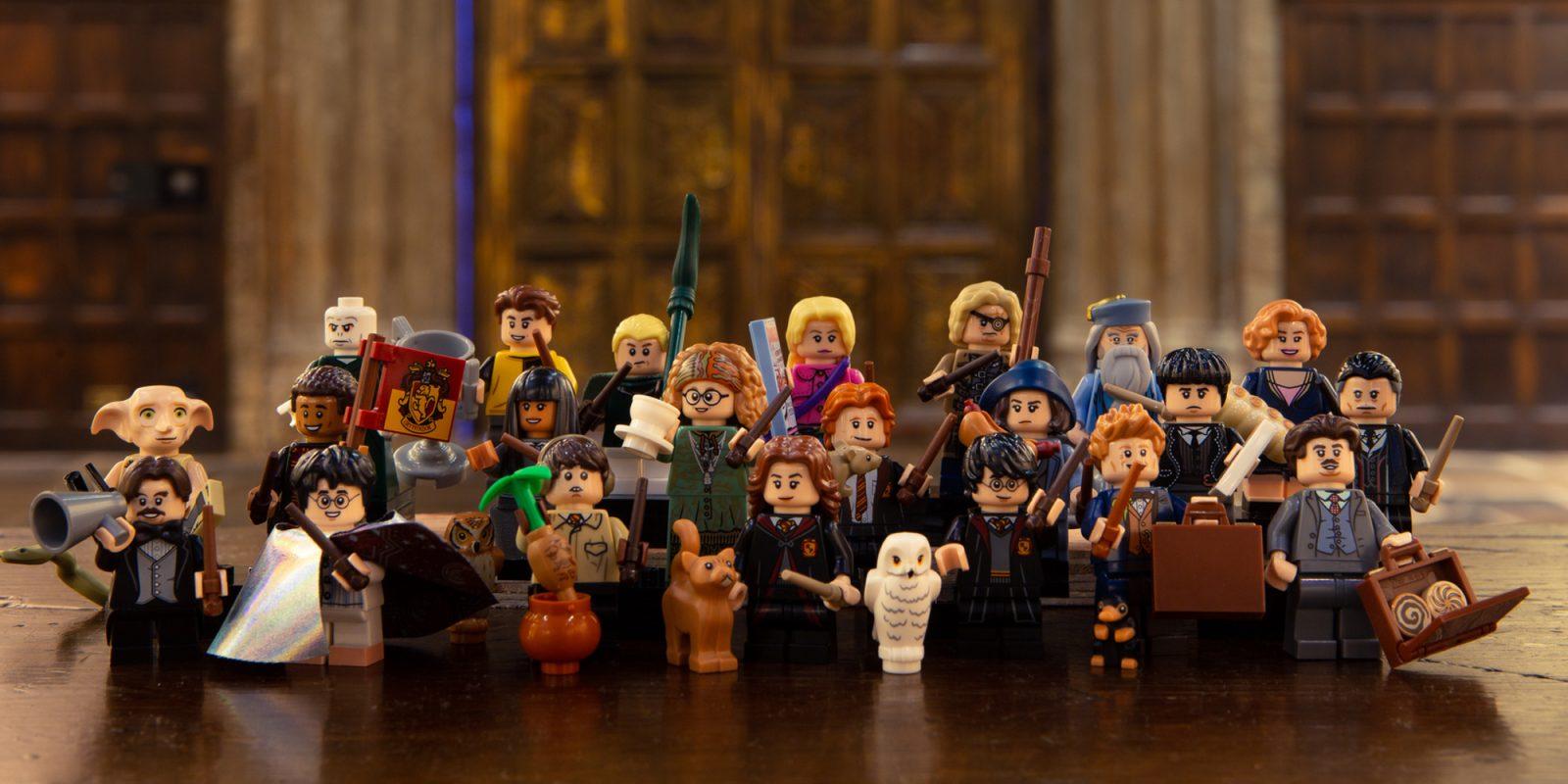 LEGO Harry Potter Fantastic Beasts Minifigure Series 1 YOU CHOOSE 71022